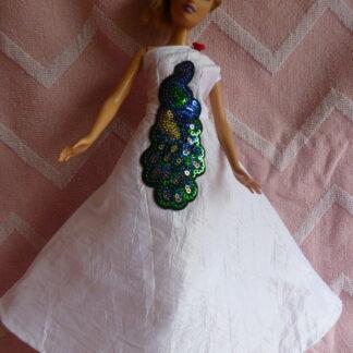 Feest jurk Wilhelmina
