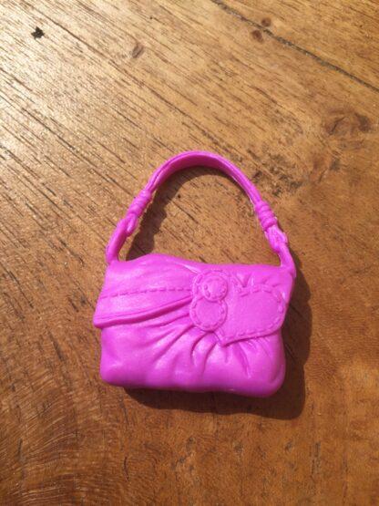 Tas roze voorkant