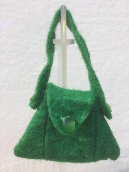 Tasje groen druppel