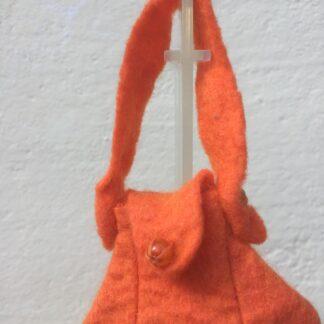 Tasje oranje kraal